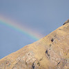 rainbow over Ollantaytambo