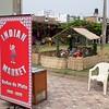 Lima: Indian Market entrance