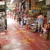 Lima: Indian Market: Up long aisle