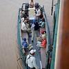 Ucayalli River: Loading skiff