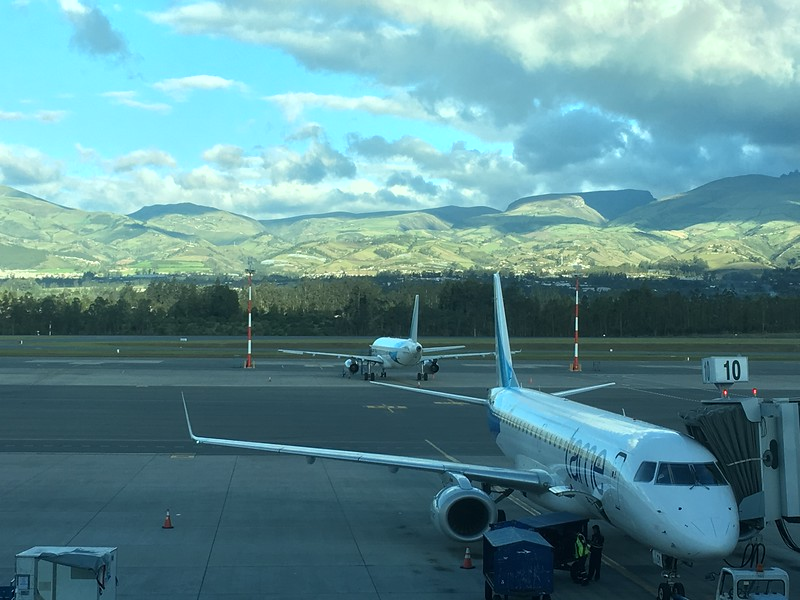 Quito Layover