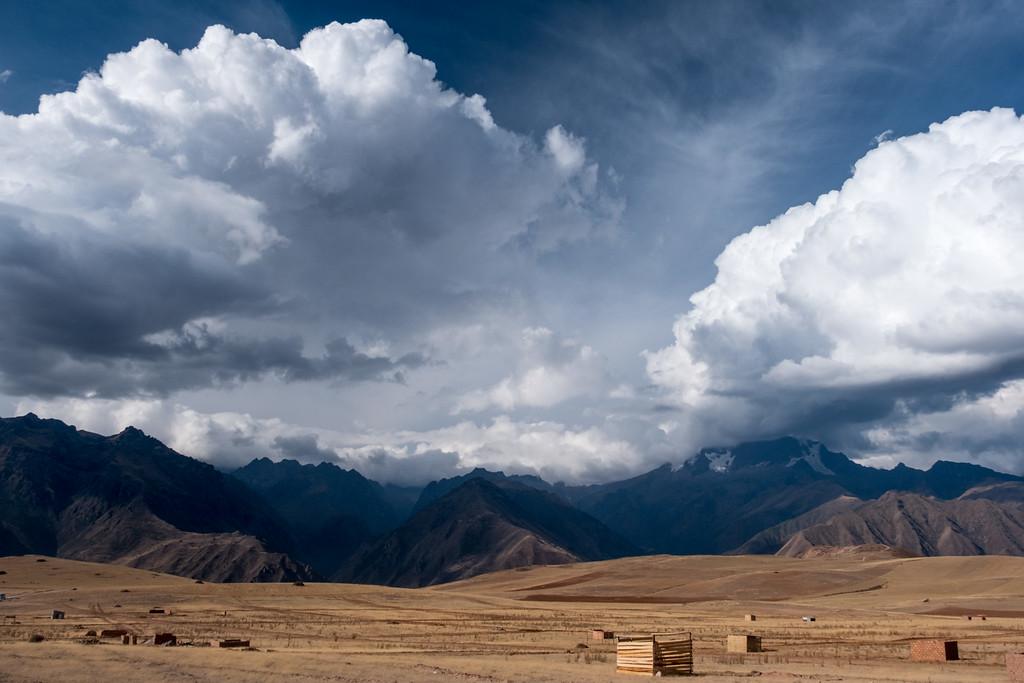 Andean skies