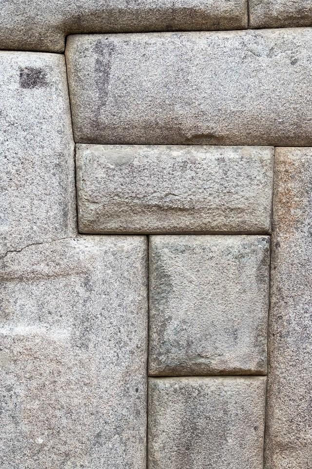 Incan stone work