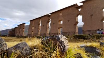 Inca ruins - sun temple (galaxy s8)