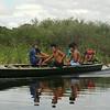 Indios on Lago Valencia.