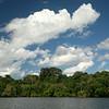 Rio Madre de Dios flows through Peru, Bolivia and Brazil, into the Amazon.