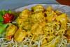 Tallarines en salsa de langostinos - Las Brisas del Pacífico - Los Órganos - Talara - Piura<br /> <br /> Noodles with shrimps - Las Brisas del Pacífico - Los Órganos - Talara - Piura<br /> <br /> Pasta met garnalen - Las Brisas del Pacífico - Los Órganos - Talara - Piura<br /> <br /> Pâtes au crevettes - Las Brisas del Pacífico - Los Órganos - Talara - Piura