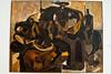 """Ángel Chávez (Perú): """"El Conquistador""""<br /> Museo de Arte Moderno Gerardo Chávez - Trujillo - La Libertad - Perú"""