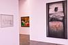 Right/Derecha/Rechts/A droite: Elda Di Malio (Perú)<br /> Museo de Arte Moderno Gerardo Chávez - Trujillo - La Libertad - Perú