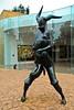 """""""El Guardián"""" - Gerardo Chávez (Perú - °1937)<br /> Museo de Arte Moderno Gerardo Chávez - Trujillo - La Libertad - Perú"""