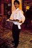 Waiter @ Restaurante La Esquina, Huanchaco.<br /> <br /> Camarero en el Restaurante La Esquina en Huanchaco<br /> <br /> Ober in Restaurante La Esquina in Huanchaco<br /> <br /> Serveur au Restaurante La Esquina de Huanchaco
