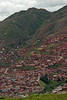 Cusco hillside