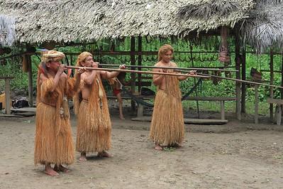 Amazonian Peru