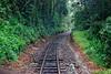 The trainline to Machu Pichu