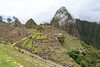 Machu Picchu, with Huayna (or Wyna) Picchu in the background