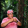 (Photo 0023)  Local guide Paul from Iquitos, Peru.
