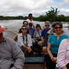 (Photo 0240)  Cruising the Amazon River.
