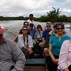 (Photo 0240)  Cruising the Amazon River.