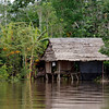 (Photo 0239)  Living on the Amazon River.