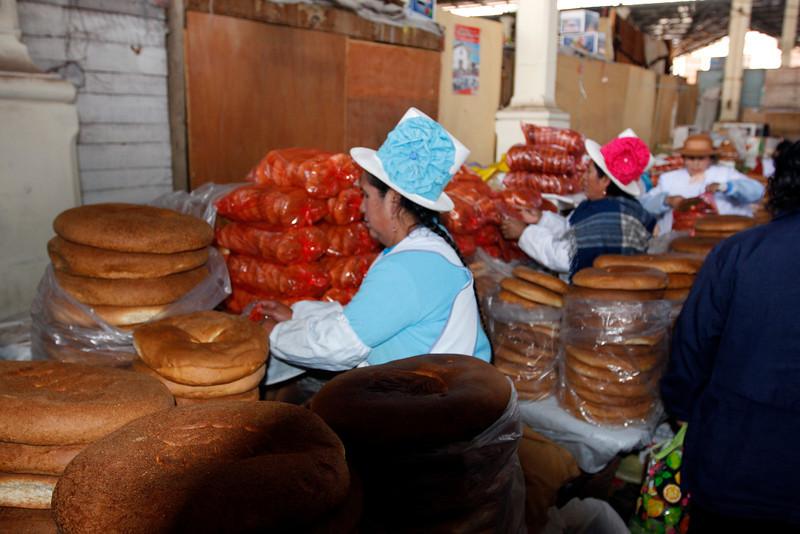 (Photo 0736)  Visit a local market.