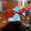 (Photo 0736)  Visit a local market.