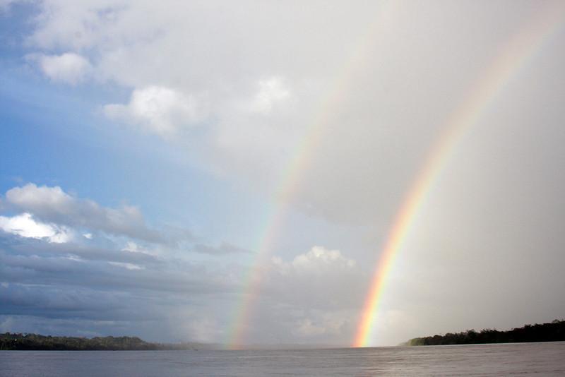 (Photo 0327)  Double rainbow.