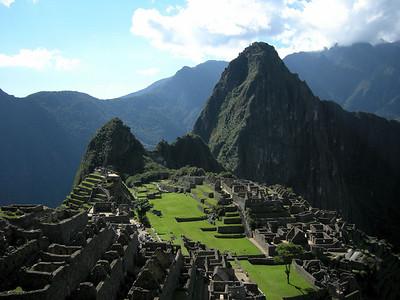 Peru, Lima and Cusco 2007