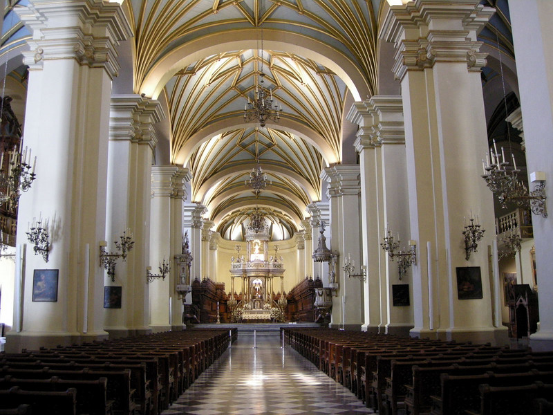 111 Lima La Basilica Catedral