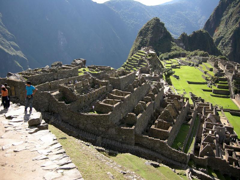 129 Machu Picchu Urban Area