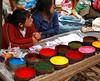 19. The dye sellers.