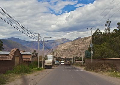Peru-Land of the Incas | Yucay