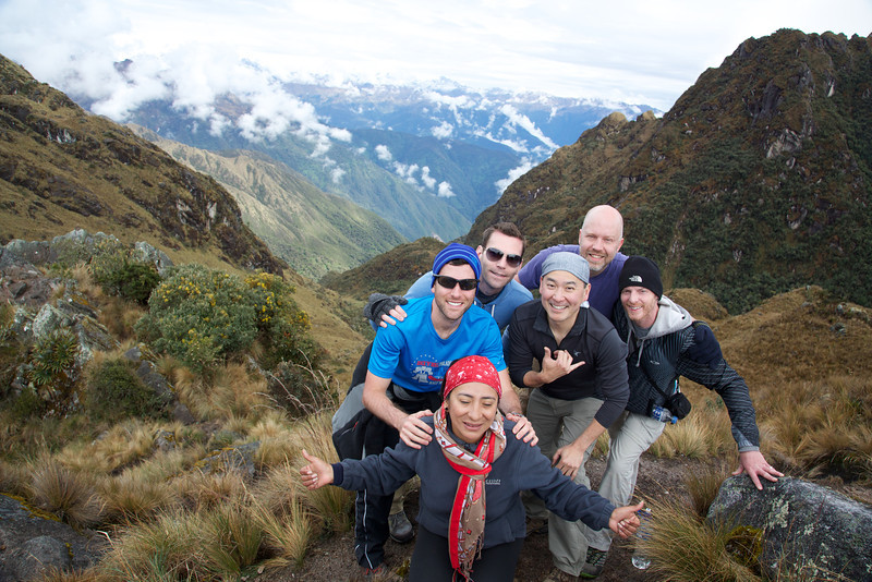 2013-06-07   Inca Trail Day 3