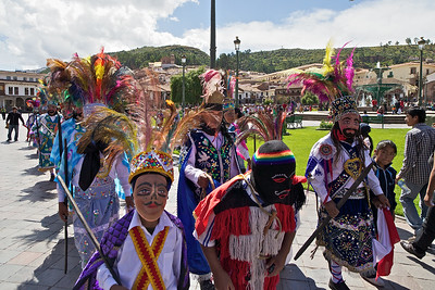 Peru-Land of the Incas | Cusco, the Ancient Capital of the Incas | A Celebration of Peruvian Culture and Dance | Inca Warriors