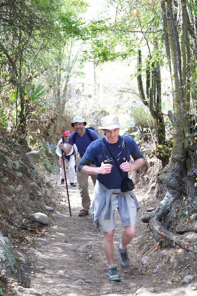 2013-06-05   Inca Trail Day 1