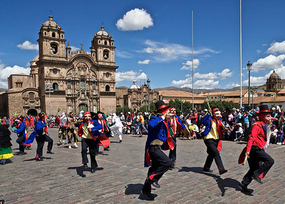 Peru-Land of the Incas | Cusco, the Ancient Capital of the Incas | A Celebration of Peruvian Culture and Dance