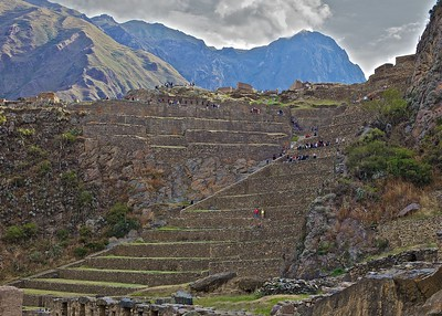 Peru-Land of the Incas | Ollantaytampo