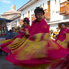 2013-06-09 | Cusco - Plaza de Armas parade