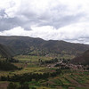 Views along our drive through the Sacred Valley...