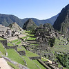First view of the Lost City of the Incas.  It's pretty amazing to be there in person.