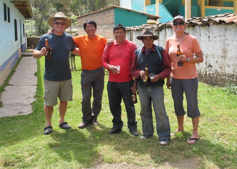 Joel, Francisco, Jacinto,Britanio & Marcia