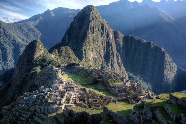 Mists of Machu Picchu