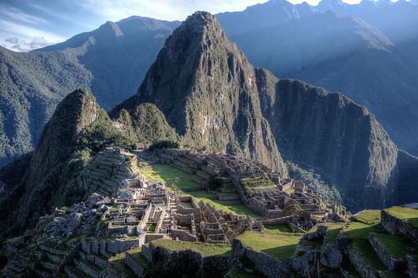 Mists of Machu Picchu