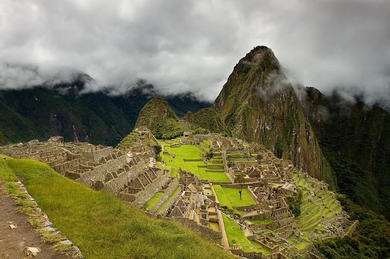 Classic Machu Picchu - Peru