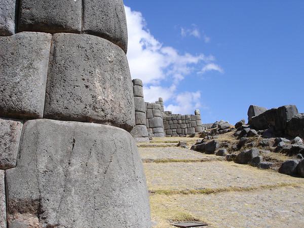 Ruins of Sacsayhuaman