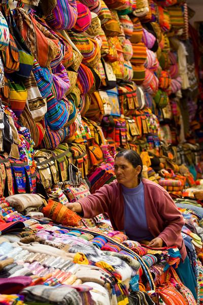 Bags merchant.