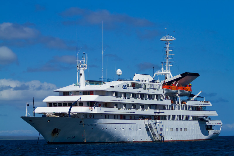 Galapagos Explorer II - what a ship and what a cruise!