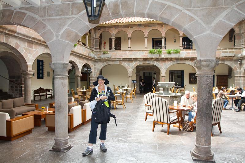 Novotel hotel, Cuzco