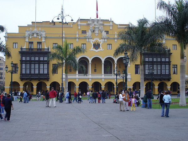 City Hall and Lima Square