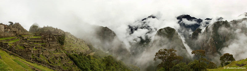 Machu Picchu - Peru<br /> As Judith said - It's just gorgeous!