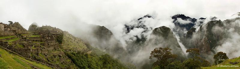 Machu Picchu - Peru<br /> As Judith said - It's just gorgeous!